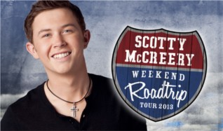 Scotty McCreery tickets at Ruth Eckerd Hall in Clearwater