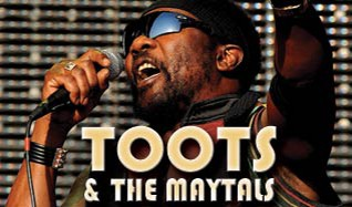 Toots and the Maytals tickets at Jannus Live in Saint Petersburg