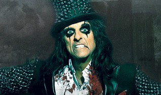 An Evening with Alice Cooper tickets at Verizon Theatre at Grand Prairie in Grand Prairie