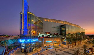 South Carolina Stingrays at Orlando Solar Bears Tickets tickets at Amway Center in Orlando
