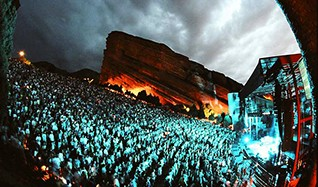 Gramatik tickets at Red Rocks Amphitheatre in Morrison