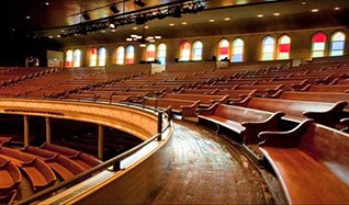 Sams Place with Brandon Heath, Ray Stevens, Crowder, and Diamond Rio Tickets tickets at Ryman Auditorium in Nashville
