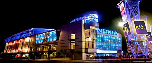Nokia Theatre L.A. LIVE