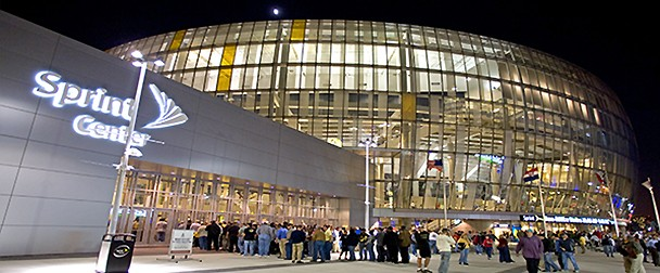 sprint center tickets and event calendar kansas city mo