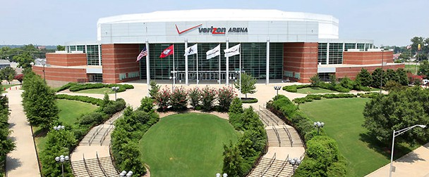 Verizon Arena (formerly known as Alltel Arena)