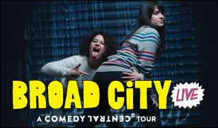 Broad City Live tickets at The Bell House in Brooklyn
