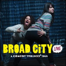 Broad City tickets at Triple Rock Social Club in Minneapolis