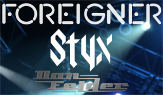 Foreigner, Styx, & Don Felder tickets at Target Center in Minneapolis