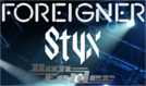Styx, Foreigner & Don Felder tickets at Charter Amphitheatre in Simpsonville