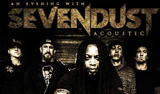 An Acoustic Evening with Sevendust tickets at Arvest Bank Theatre at The Midland in Kansas City