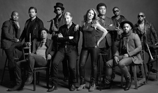 Tedeschi Trucks Band tickets at Freedom Hill Amphitheatre in Sterling Heights