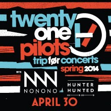 twenty one pilots tickets at Starland Ballroom in Sayreville