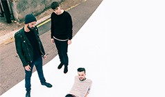 White Lies tickets at The Showbox in Seattle