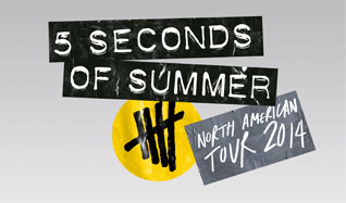 5 Seconds Of Summer tickets at Best Buy Theater in New York