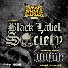 Black Label Society tickets at Best Buy Theater in New York