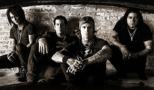 Buckcherry tickets at Mill City Nights in Minneapolis