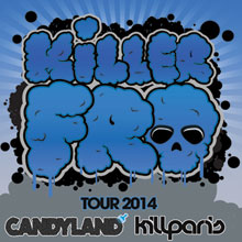 Candyland / Kill Paris tickets at Ogden Theatre in Denver