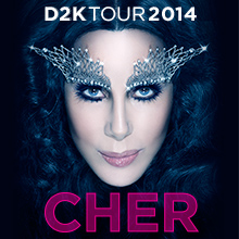Cher tickets at Citizens Business Bank Arena in Ontario