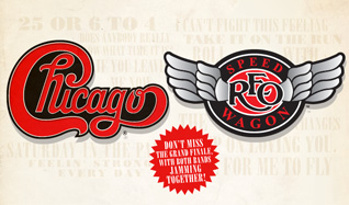 Chicago & REO Speedwagon tickets at Washington State Fair in Puyallup in Puyallup