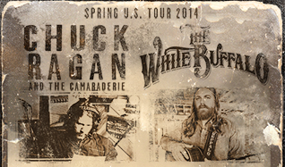 Chuck Ragan & the Camaraderie / The White Buffalo tickets at The Showbox in Seattle