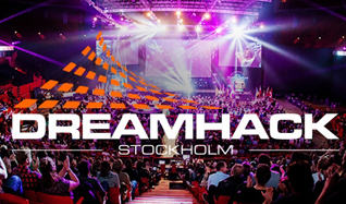 DreamHack Stockholm tickets at Ericsson Globe in Stockholm