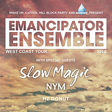 Emancipator Ensemble tickets at The Showbox in Seattle