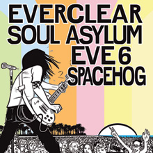 Everclear, Soul Asylum, Eve 6, Spacehog tickets at Ogden Theatre in Denver