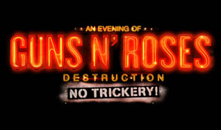 Guns N' Roses tickets at The Joint at Hard Rock Hotel & Casino Las Vegas in Las Vegas