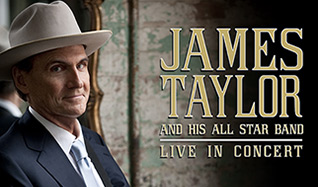 James Taylor and His All-Star Band tickets at Verizon Theatre at Grand Prairie in Grand Prairie