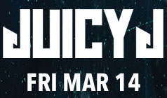 Juicy J tickets at Starland Ballroom in Sayreville