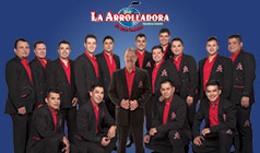 La Arrolladora Banda El Limón tickets at Nokia Theatre L.A. LIVE in Los Angeles
