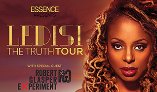 Ledisi  tickets at The Warfield in San Francisco