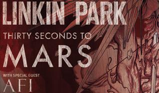 Linkin Park tickets at Fiddler's Green Amphitheatre in Greenwood Village