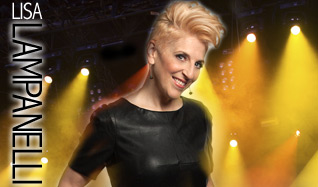 Lisa Lampanelli tickets at Arvest Bank Theatre at The Midland in Kansas City