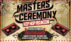 Masters of Ceremony - Hip Hop Reunion tickets at Nokia Theatre L.A. LIVE in Los Angeles
