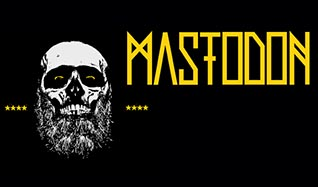 Mastodon tickets at Fox Theater Pomona in Pomona