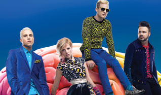 Neon Trees tickets at Ryman Auditorium in Nashville