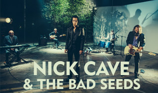 Nick Cave & The Bad Seeds tickets at Hammerstein Ballroom in New York City