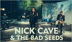 Nick Cave & The Bad Seeds tickets at DAR Constitution Hall in Washington