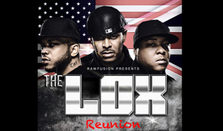 The LOX Reunion Tour Feat Jadakiss, Styles P, Sheek Louch tickets at indigO2 in London