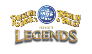Ringling Bros. and Barnum & Bailey Circus 2015: Legends tickets at The Arena at Gwinnett Center in Duluth
