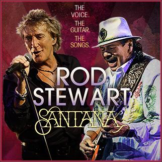 Rod Stewart | Santana