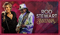 Rod Stewart | Santana tickets at Jones Beach Amphitheater in Wantagh