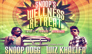 Snoop Dogg / Wiz Khalifa tickets at Red Rocks Amphitheatre in Morrison