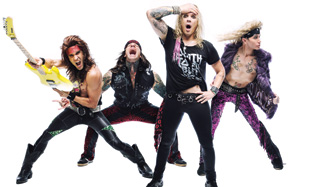 Steel Panther tickets at Ogden Theatre in Denver