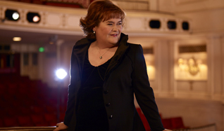 Susan Boyle tickets at Eventim Apollo in London