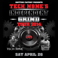 Tech N9ne with Krizz Kaliko tickets at Starland Ballroom in Sayreville