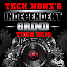 Tech N9ne tickets at The Regency Ballroom in San Francisco