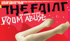 The Faint tickets at The Roxy Theatre in Los Angeles