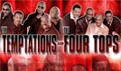 The Temptations and Four Tops tickets at Freedom Hill Amphitheatre in Sterling Heights